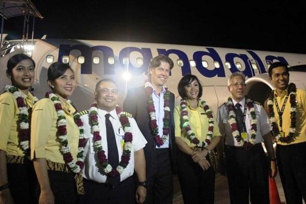 Mandala Airlines Buka Rute Jakarta - Yogyakarta