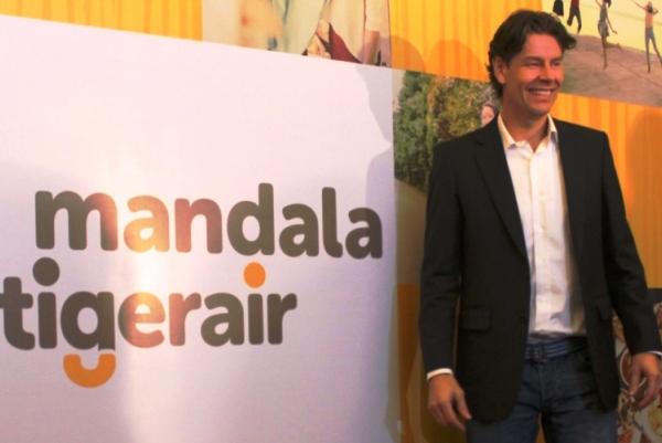 Mandala Airlines Berubah Menjadi Tigerair Mandala