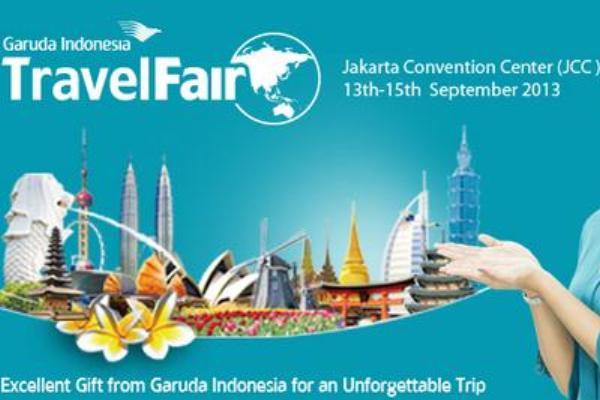 Garuda Indonesia Travel Fair 2013 Berikan Potongan Dan