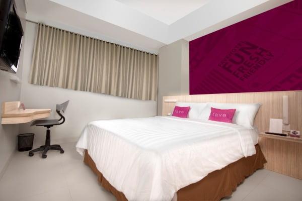 Fave Hotel Baru Akan Hadir di Empat Kota