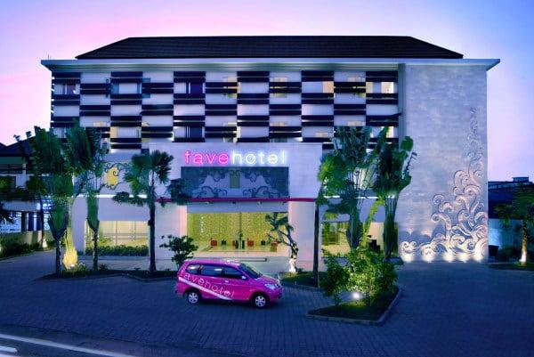 Fave Hotel Bypass Kuta Bali Fasilitasi Pasar MICE