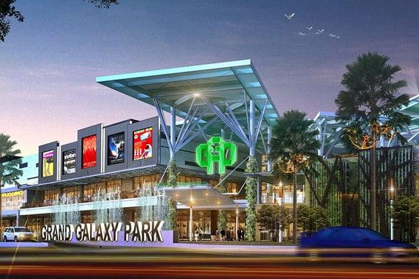 Grand Galaxy Park Mall, Pilihan Terbaru Wisata Belanja di Bekasi