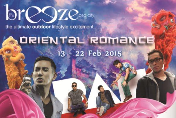 The Breeze BSD City Hadirkan Oriental Romance untuk Sambut Imlek 2015