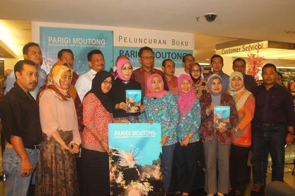 Buku Parigi Moutong, Panduan Wisata Menyelam di Sulawesi Tengah