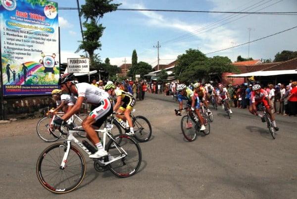 Balap Sepeda International Tour de Banyuwangi Ijen Kembali Digelar