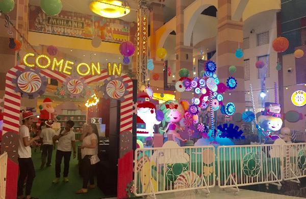Serunya Liburan Akhir Tahun dengan Candyland Carnival di MOI