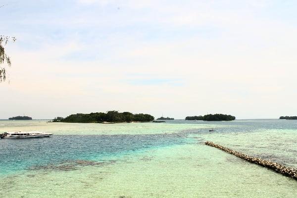 Wisatawan ke Kepulauan Seribu Membludak di Libur Lebaran