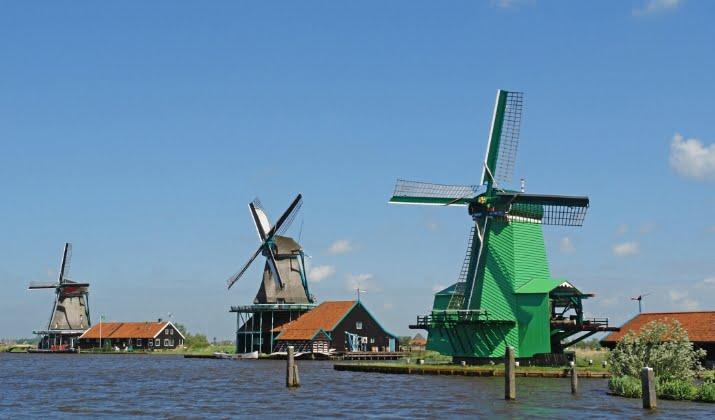 Berwisata Keju di Negeri Belanda