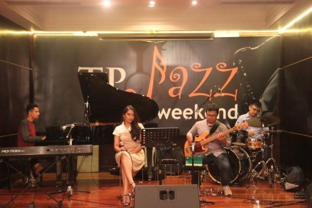 Jazz Weekend di The Papandayan Hotel