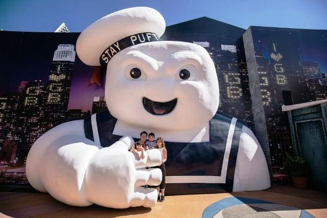 Ocean Park Tampilkan Atraksi Horor Baru di Festival Halloween