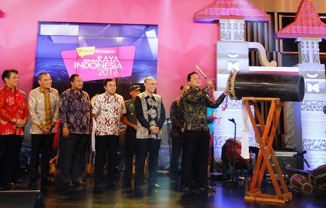Kunjungi Kemeriahan Pekan Raya Indonesia di ICE BSD City