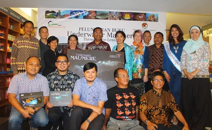 Kabupaten Sikka Nusa Tenggara Timur Bukukan Keindahan Bawah Lautnya