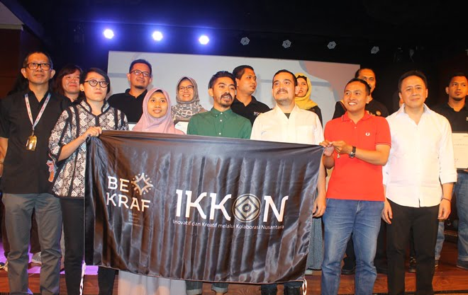 IKKON 2017, Program Bekraf Angkat Potensi Eonomi Daerah