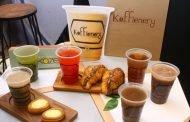 KOFFIENERY, Kedai Kopi Pertama Dengan Inovasi Nitro di Mal Artha Gading