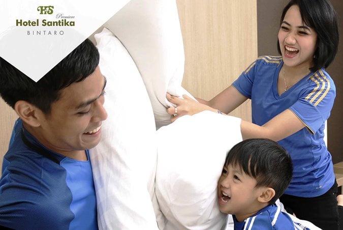 Paket Menginap Bulan September di Hotel Santika Premier Bintaro
