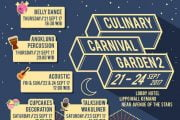 Yuk Ke  Culinary Carnival Garden di Lippo Mal Kemang