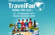 Garuda  Indonesia Travel Fair 2017 Fase 2 Digelar di 22 Kota