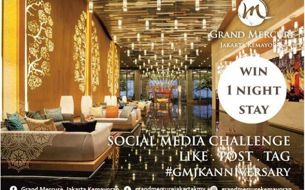 Yuk Ikut Kompetisi Foto Grand Mercure Kemayoran di Media Sosial