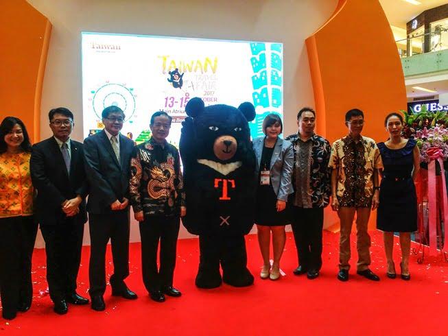 Taiwan Travel Fair Hadir di Gandaria City