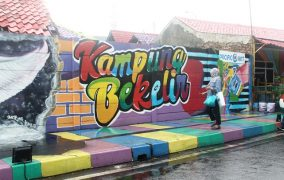 Kampung Bekelir, Icon Baru Wisata Kota Tangerang