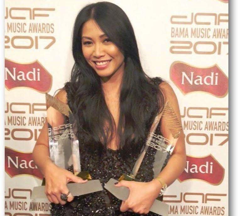 Anggun Raih 2 Penghargaan BAMA MUSIC AWARDS