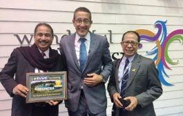 Indonesia Terima Penghargaan 'Dive Travel Award 2017'