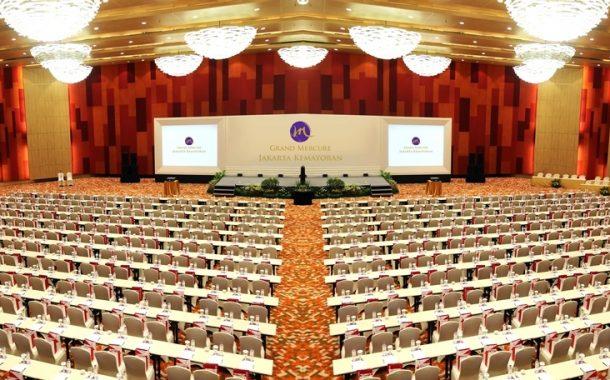 Grand Mercure  Hotel Megah dengan Fasilitas Terlengkap di Kawasan Kemayoran
