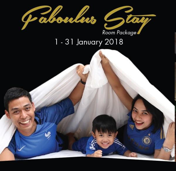 Persembahan Awal Hotel Santika Premiere Bintaro