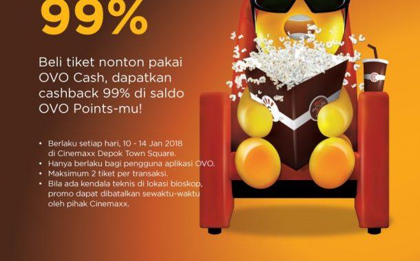 Cinemaxx Hadir di Depok, Jawa Barat