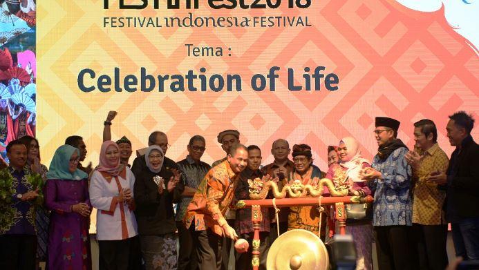 FESTInFest 2018 Ajang Bertemunya penyelenggara Festival Se-Indonesia