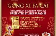 Grand Mercure Bandung Setiabudi Menyambut Tahun Baru Imlek