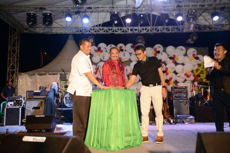 """Sumbar Luncurkan Calendar of Event 2018 """"Taste of Padang"""""""