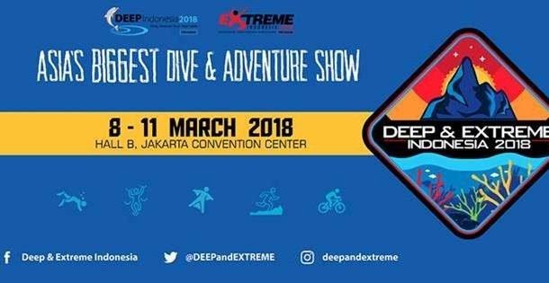 Pameran Deep&Extreme Kembali Hadir