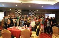 Silaturahmi berbalut sarasehan kecantikan di Grand Tjokro Bandung