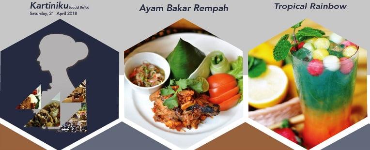 Promo Istimewa Bulan Kartini di Hotel Santika Premiere Bintaro