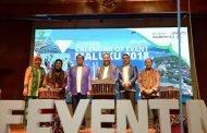 Maluku Siap Gaet 25.000 Wiswan Dengan Luncurkan Calendar of Event 2018
