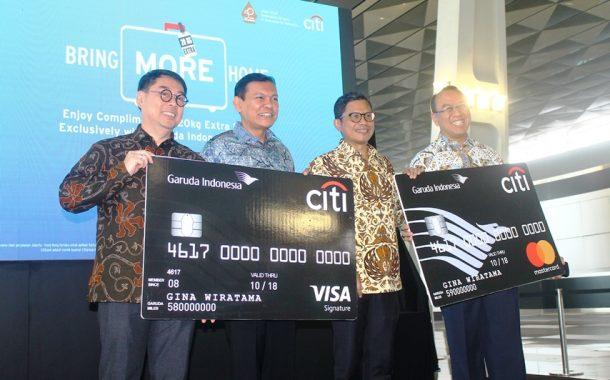 Dapatkan Ekstra Bagasi Hingga 20kg Menggunakan Garuda Indonesia Citi Card