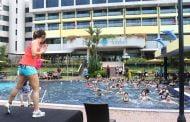 Wonderful Indonesia Meriahkan Flashy Splash Zumba di Batam.