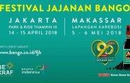 Festival Jajanan Bango 2018 Digelar di Jakarta dan Makassar