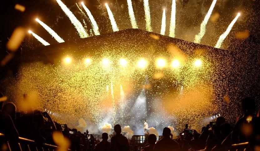 The Chainsmokers Hibur 15.000 Penonton di Jakarta