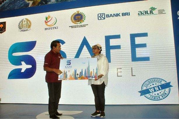 Kemenlu Luncurkan Aplikasi Safe Travel, Perlindungan WNI di Luar Negeri