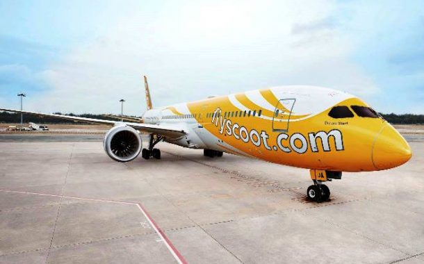Scoot Terbangi Pekanbaru-Singapura Mulai Juni 2018