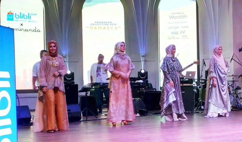 Blibli.com Luncurkan Koleksi Busana Muslim Menyambut Ramadan dan Idul Fitri 2018