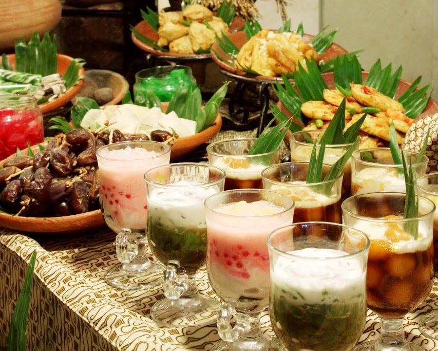Menyambut Ramadan di The Papandayan Bandung