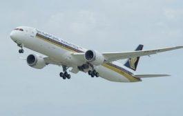 Denpasar – Singapura akan dilayani armada pesawat Boeing 787-10