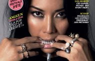 Anggun Ciptakan Sensasi pada Sampul Majalah Hits Perancis