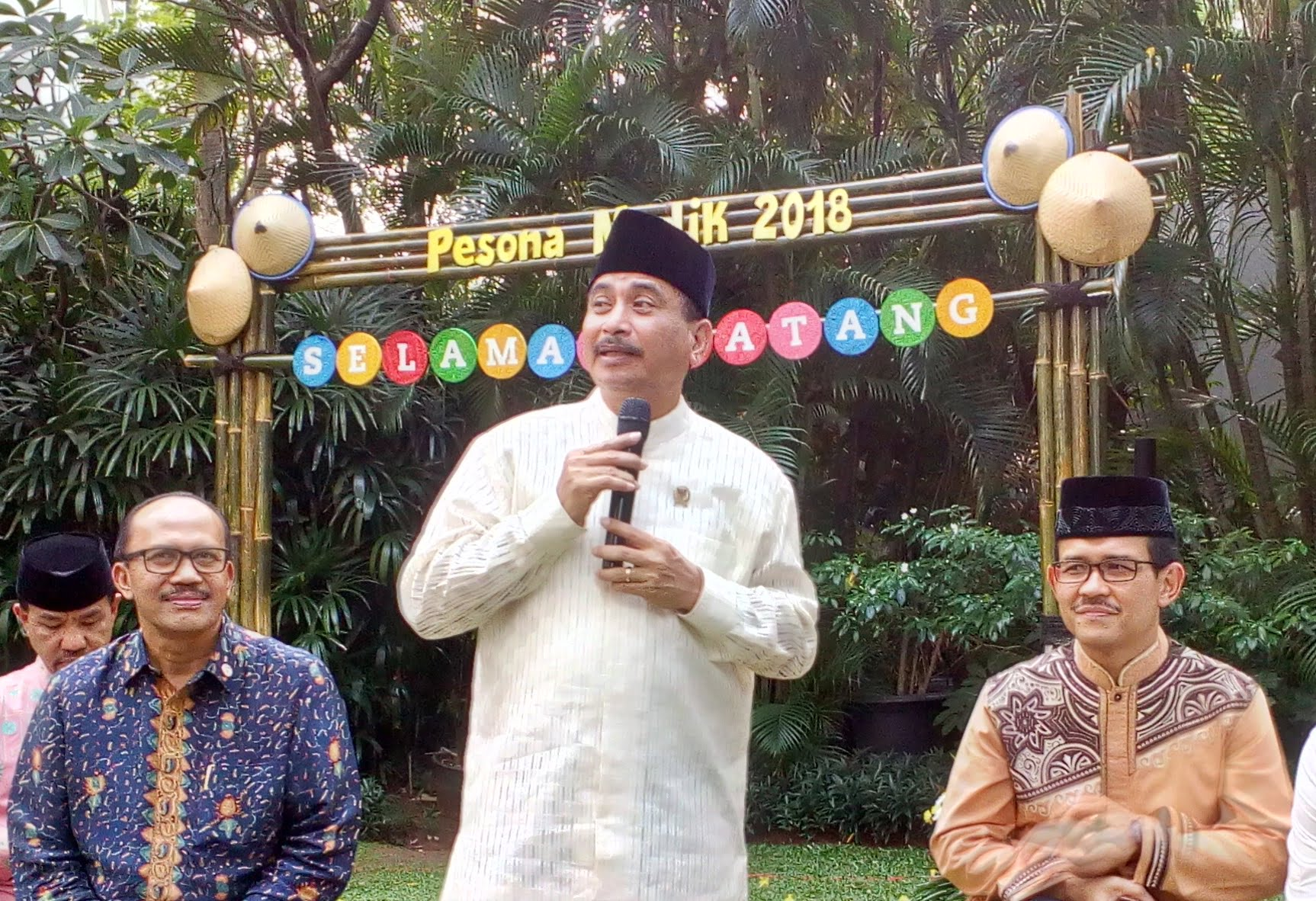 Kementerian Pariwisata Luncurkan Program Pesona Mudik 2018