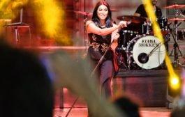 Anggun, Bintang Utama Festival Musik di Italia