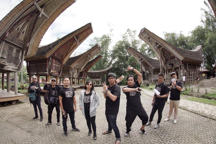 Web Series Jalan-Jalan Men Kini Jelajah Indonesia Timur