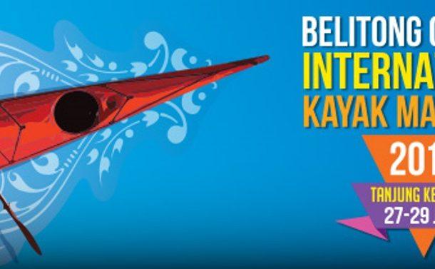 Belitung Gelar Marathon Kayak Laut